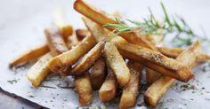 Recette de Frites de courgettes régime au thym et parmesan. Facile et rapide à réaliser, goûteuse et diététique. Ingrédients, préparation et recettes associées.