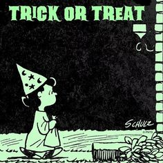Can't wait for Halloween! Halloween News, Halloween Treats, Vintage Halloween, Happy Halloween, Haunted Halloween, Halloween Art, Charlie Brown Thanksgiving, Charlie Brown And Snoopy, Peanuts Cartoon