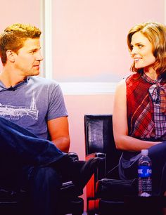 My OTP!!! Booth and Brennan/Emily and David!!