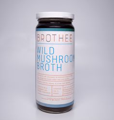 Vegan Mushroom Broth - Broth - Brothee: Organic Grass-fed Pasture-Rasied & Vegan Broths For Home Delivery