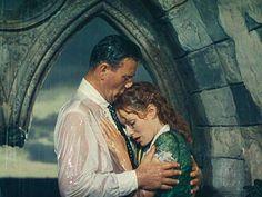 keyframedaily: John Wayne and Maureen O'Hara in John Ford's The Quiet Man Hollywood Actor, Classic Hollywood, Old Hollywood, Hollywood Icons, Hollywood Glamour, The Quiet Man, Maureen O'hara, John Ford, Actor John