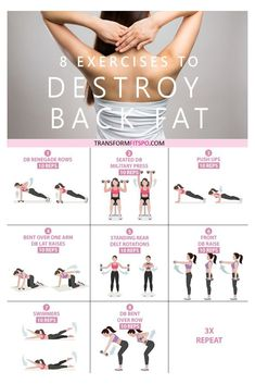 flat chest workout for women