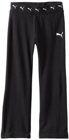 TOPSELLER! PUMA Girls 2-6X Little Yoga Pant $9.00