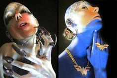 Acessórios DC Comics - por nOir Jewelry