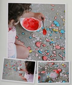 101 Kids Activities Book + Fizzing Sidewalk Paint - Make and Takes