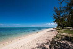 Sandy beach - Mauritius