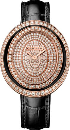 This watch will hypnotize you with its beauty...#cartierwatches #beauty #hypnose