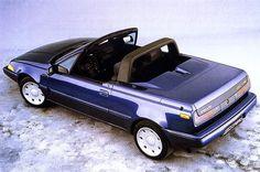 Volvo 480 Cabriolet