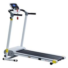Indoor Motorized Treadmill Exercise Health Fitness Workout Machine Home…