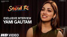 SANAM RE EXclusive : Yami Gautam Interview | T-Series