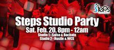 Social At Steps Dance Studio