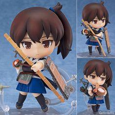 AmiAmi [Character & Hobby Shop] | Nendoroid - Kantai Collection -Kan Colle- Kaga