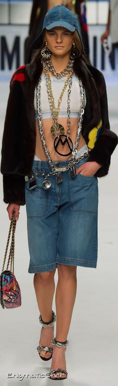 Moschino Collections Fall Winter 2015-16