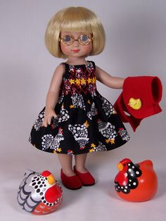 Life and Times of Ann Estelle. Doll Blog. (One of my second childhood dolls)