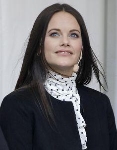 Princess Sofia attend the opening of new Sodertalje Hospital