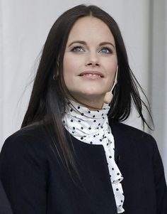 Princess Sofia attend the opening of new Sodertalje Hospital