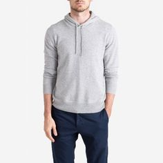The Men's Cashmere Hoodie - Everlane