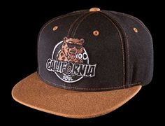 Cali Soul Snapback Cap by SK8MAFIA
