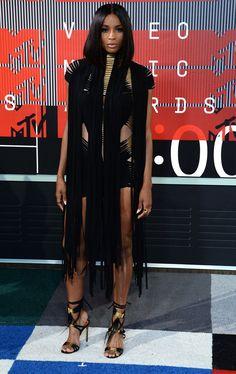 Ciara aux MTV Video Music Awards 2015