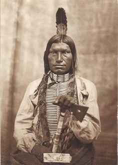 Low Dog, Oglala Chief, 1876