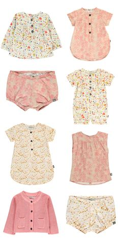 Organic Cotton Baby & Toddler Clothing by Imps & Elfs