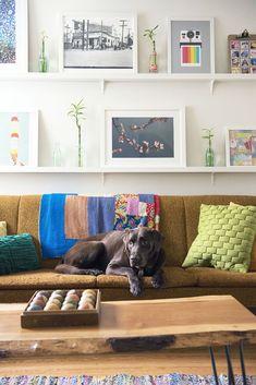 A Constantly-Evolving Home in East Danforth, Toronto   Design*Sponge