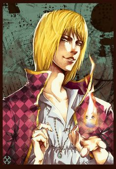Howl from Howls Moving Castle