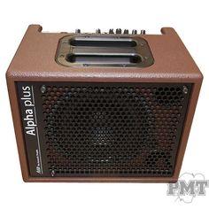 AER // AER Alpha Plus Brown Acoustic Guitar Amplifier - £699.00
