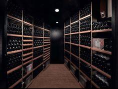 Weinklimakabinett, Klimatisierung für die Weinlagerung