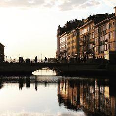 Triste e l'acqua.  #trieste #italia #loveisanowl