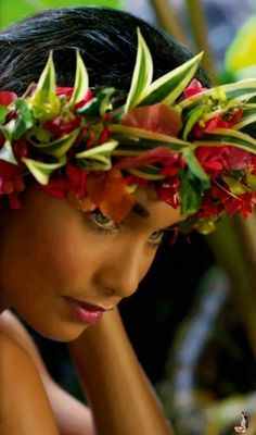 Polynesian Beauty NCF