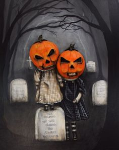 The Hallow Sisters Print 2 of 50 by michelelynchart on Etsy