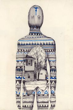 Sketchbook Shenanigans - Pat Perry « Sketches & Jottings