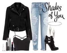 """""""Shades of you - Part 2"""" by fashion-nova ❤ liked on Polyvore featuring MuuBaa, Dsquared2, Charlotte Russe, Zara, Express, Dorothy Perkins, Essie, NARS Cosmetics, Shiseido and Bare Escentuals"""