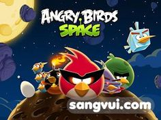 angry birds space hd cho android