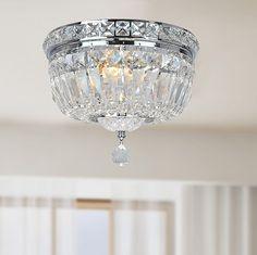 Modern Round Mini Crystal Chandelier > $89 - http://ynueco.net/modern-round-mini-crystal-chandelier-89/