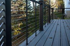 Vinyl Fence Railing Decking in Medina Brunswick Wadsworth Orrville Wooster Deck Railings, Fence, Outdoor Living, Outdoor Structures, Patio, Winter, Blog, Winter Time, Outdoor Life