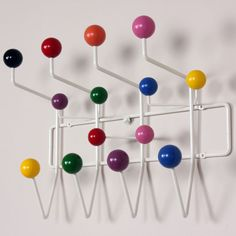 Multicolor Hanging Rack.