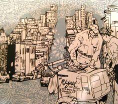 city-life