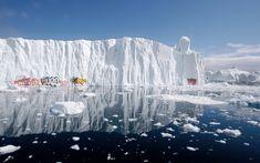 Sonra, neden buzullar eriyor!