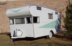 deville vintage travel trailer - Yahoo Image Search Results