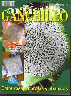 Ganchillo Artistico 326 - ana mary - Picasa Web Albums