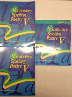 Abeka English V 11 Grade Set Student Teacher Current Grammar Spelling Literature