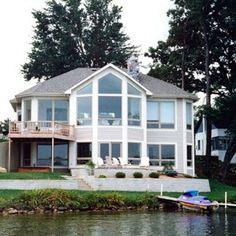 How To Design A Lake Home