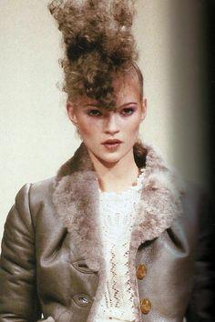 Kate Moss @ Vivienne Westwood F/W 1994