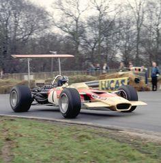 Graham Hill (Gran Bretaña ROC 1969)