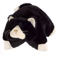 """My Pillow Pets Ms. Cat 18"""" Large (Black) ** Details can be found by clicking on the image. (This is an affiliate link) #PlushPillows"""