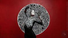 MANDALA  Body Art Gallery Art_Color_Ballet 2015 photography&painting: Agnieszka Glińska bodypainting: Agnieszka Glińska, Anna Seręga assistants photo session: Gabriel Kasperczyk, Daria Kazana model: Milena Jankovic