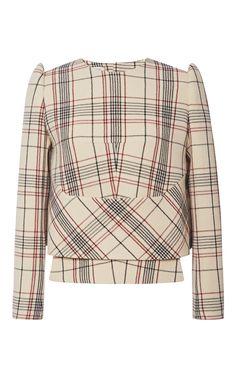 Long Sleeved Over Shirt by DELPOZO for Preorder on Moda Operandi