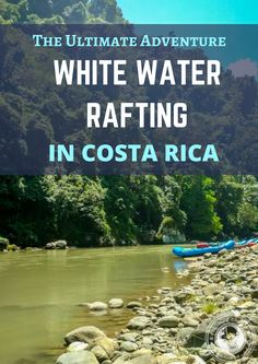 white water rafting the rio pacuare